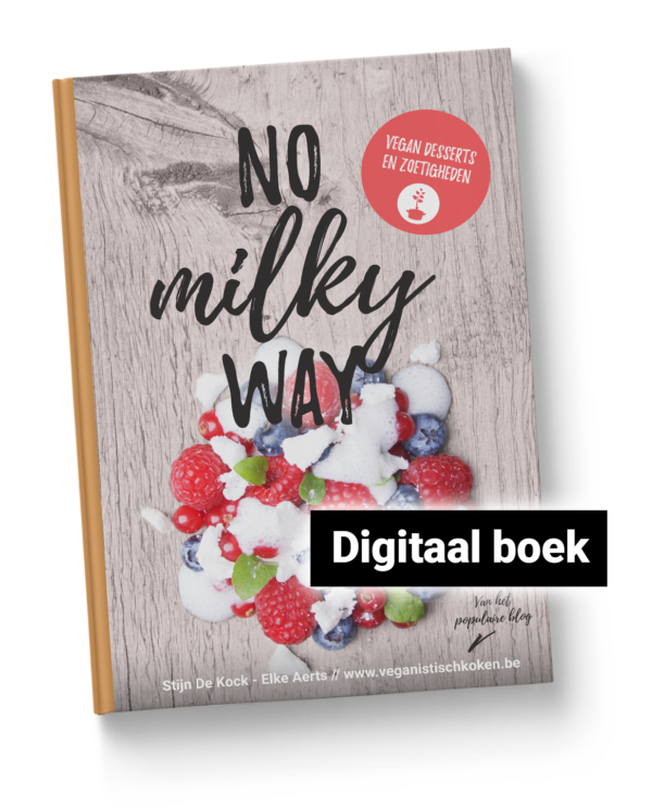 No Milky Way - vegan desserts - ebook