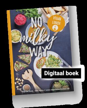 No milky way - vegan lunch - ebook