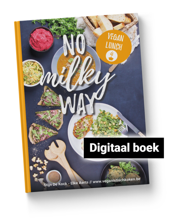No milky way - vegan lunch - ebook
