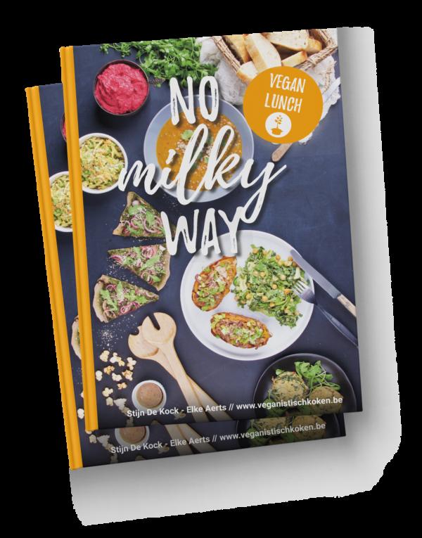 Vegan lunch - no milky way 2 - kerstpakket