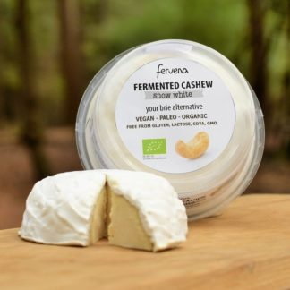 Fervena snow white - vegan brie