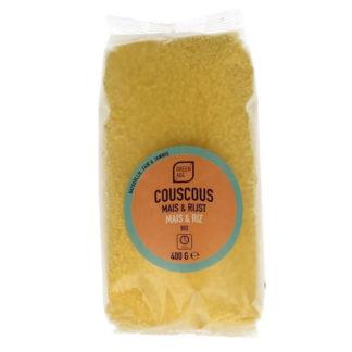 Couscous mais-rijst greenage