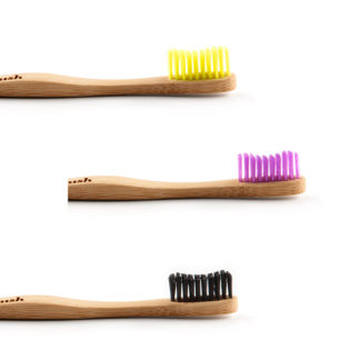 bamboe tandenborstel - humble brush - vegan