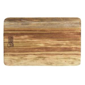 Qi-board Aman prana houten snijplank